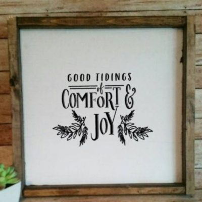 x15 comfort and joy farmhouse