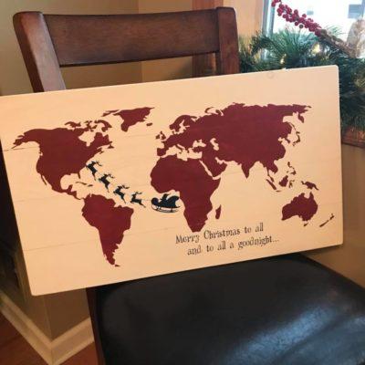 x3 santa world