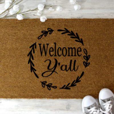 doormatwelcomey'all
