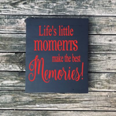 fundraiser lifes little moments